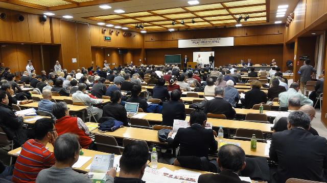 ネオナチを使った卑劣な組合攻撃を許さない 闘争妨害の文春報道、大阪広域協組と排外主義グループの乱入・暴行事件