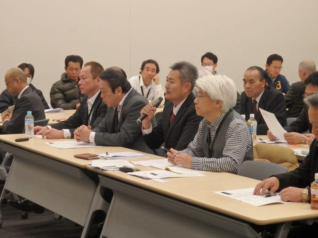 国交省・経産省と交渉 長時間労働の規制、大阪広域協組問題で