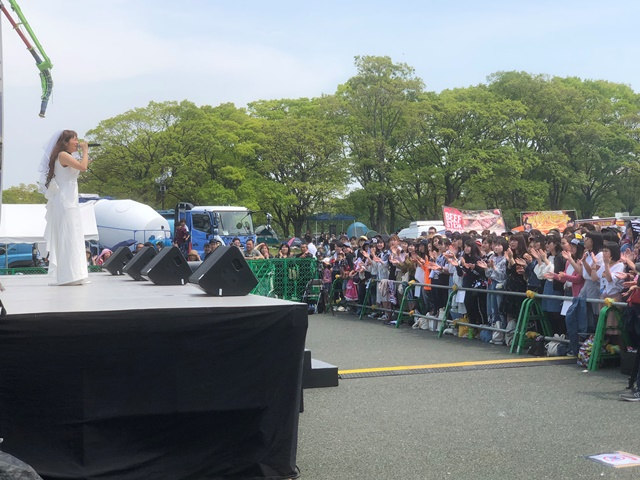 大阪万博記念公園で連帯フェスタ